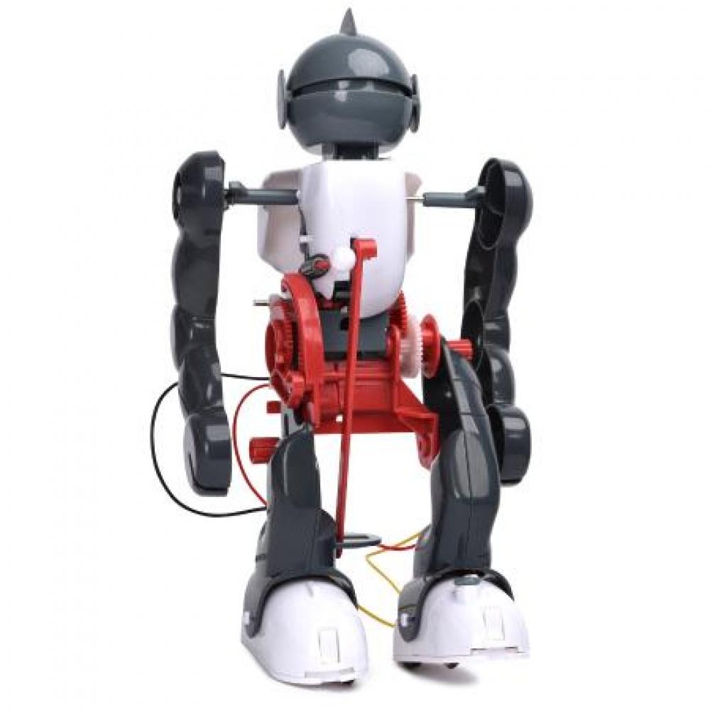 Игрушечный робот KAKADU RoboGym1 игра kakadu набор сделай сам паук на солёной воде spid