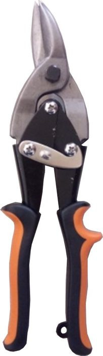 Ножницы строительные Вихрь, по металлу, левый рез, двухкомпонентные рукоятки, 73/10/8/3, 250 мм ножницы по металлу прямой рез 250 мм кедр 033 5053 46730
