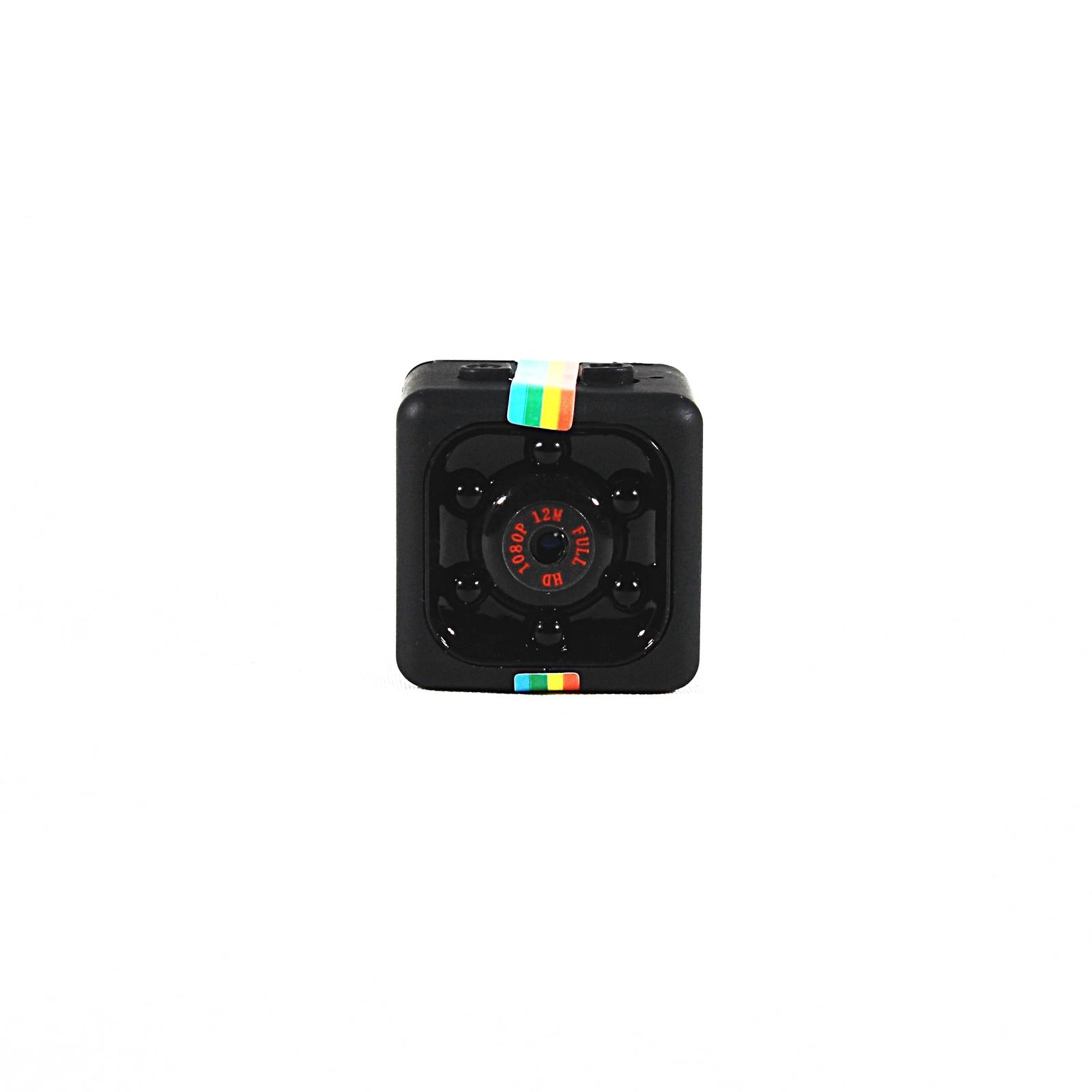 Видеокамера Quelima SQ11, черный