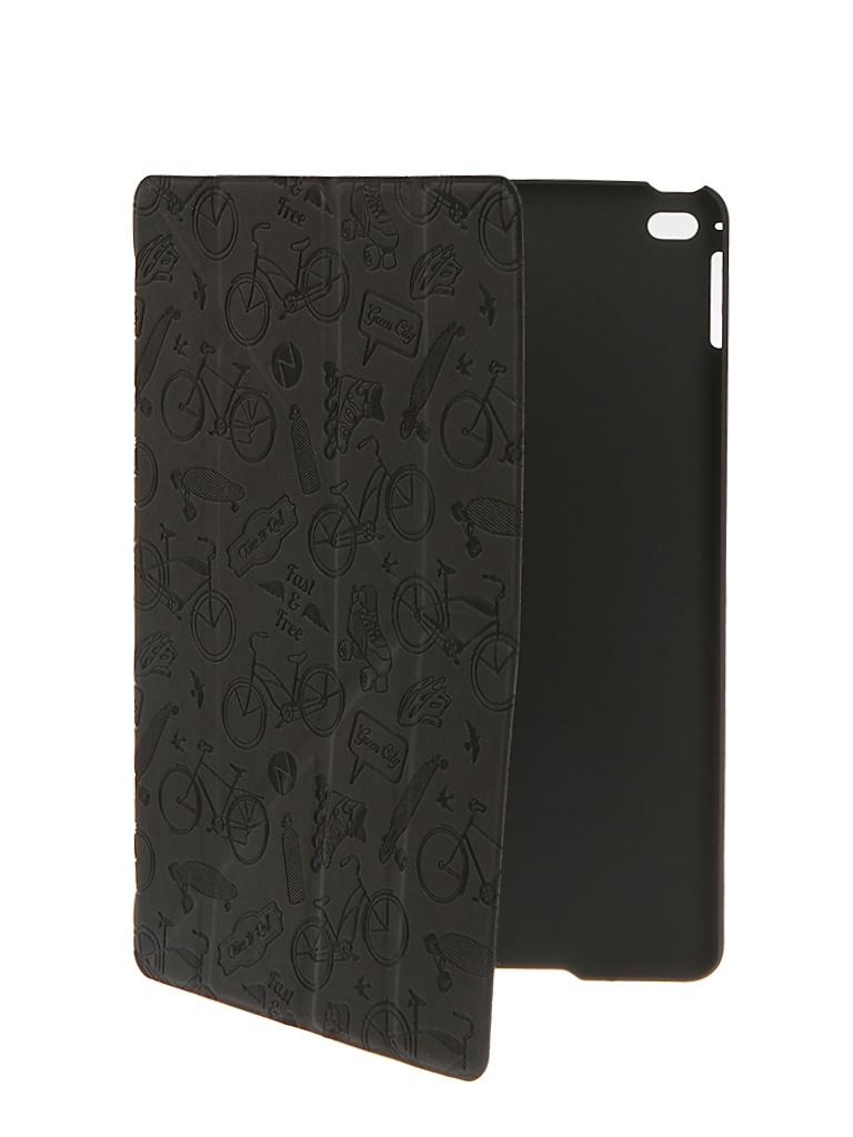 Чехол для планшета Deppa iPad Air 2, черный чехол incipio для ipad air flagship folio черный ipd 336 blk