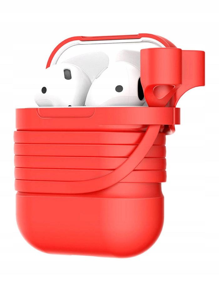 Чехол для наушников Baseus  TZARGS-09, красный Baseus