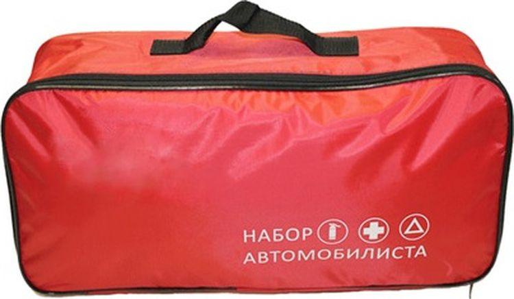Сумка для набора автомобилиста Антей, 20953, красный, 45 х 22 х 13 см