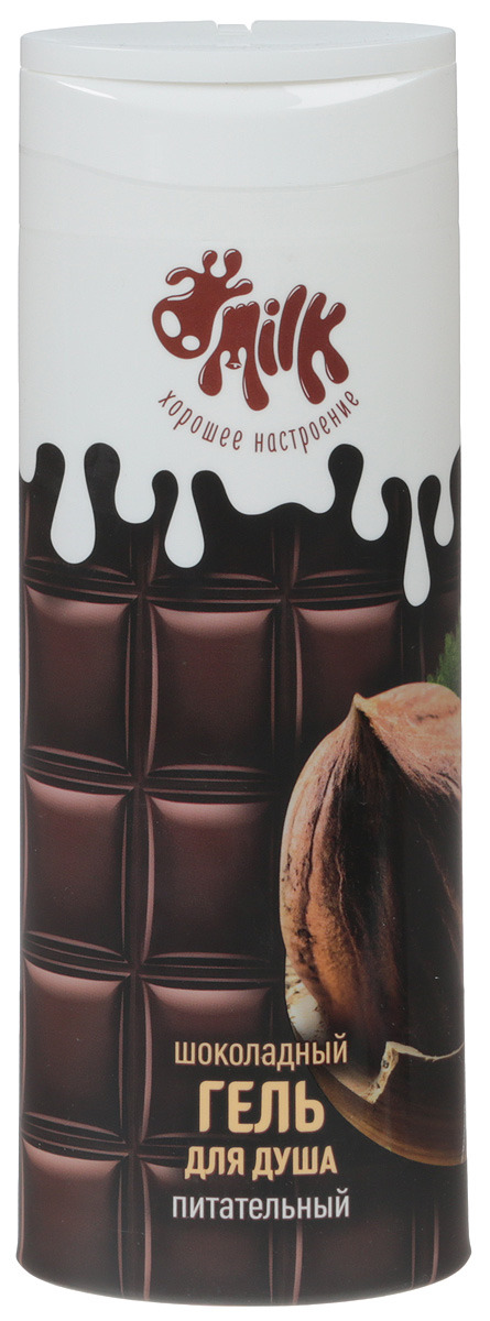 цены на Milk Уход за телом Гель для душа Шоколадный Питательный, 400 мл  в интернет-магазинах