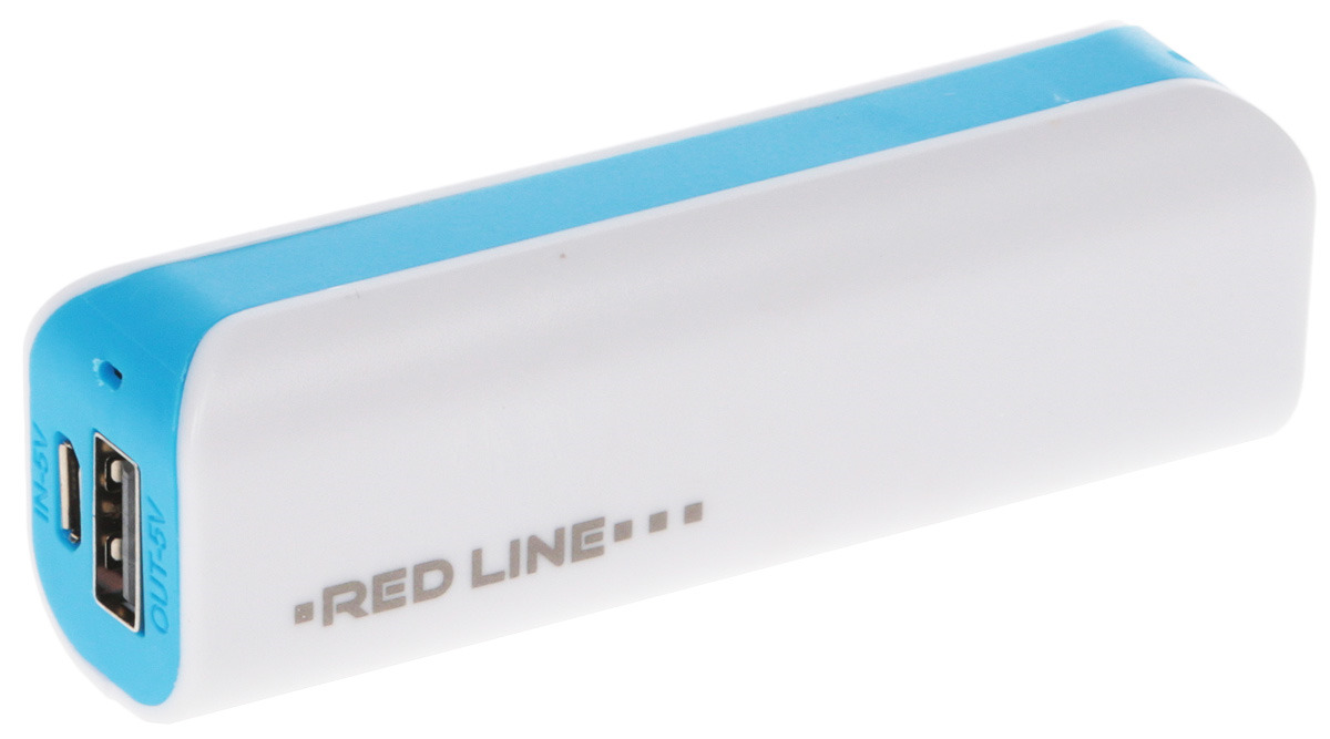 Red Line R-3000, Blue внешний аккумулятор