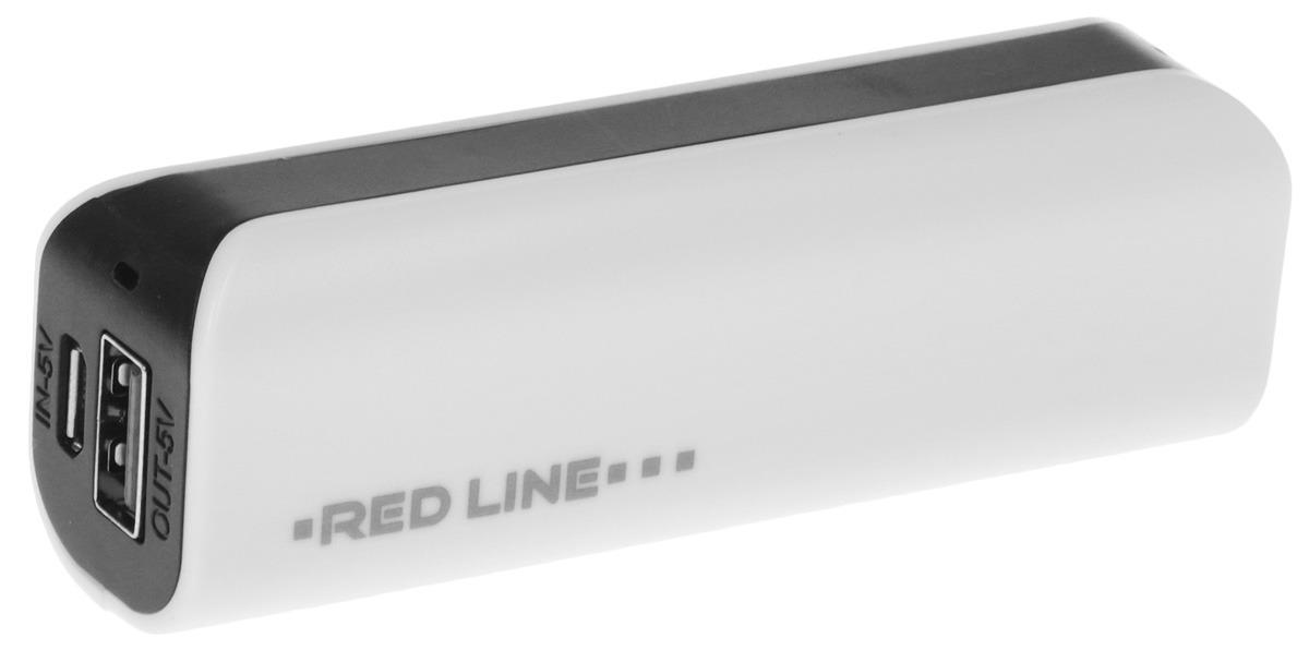 Red Line R-3000, Black внешний аккумулятор аккумулятор red line t2 8000mah pink