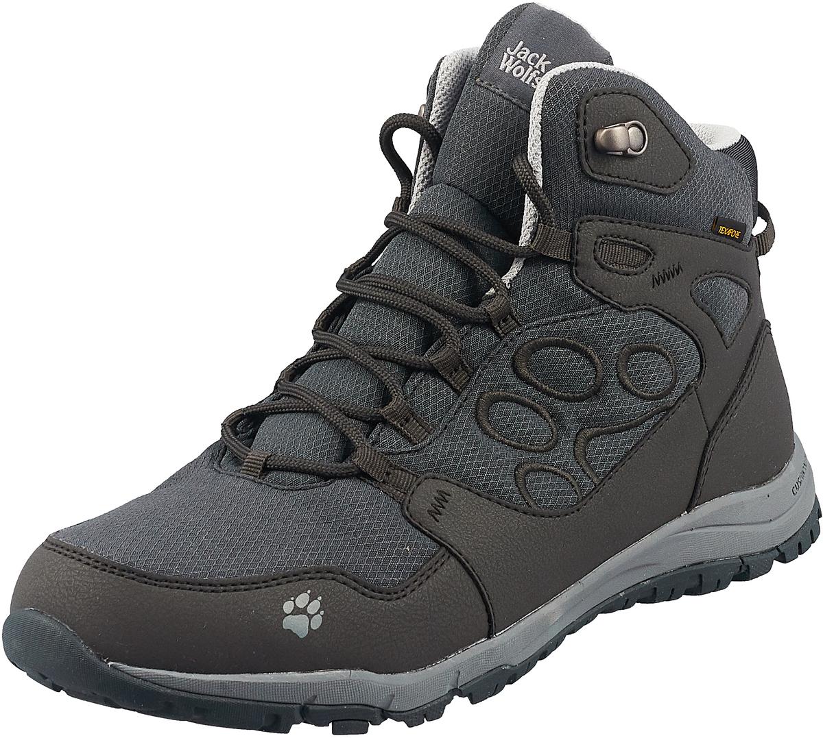Ботинки Jack Wolfskin Activate Texapore Mid W цена