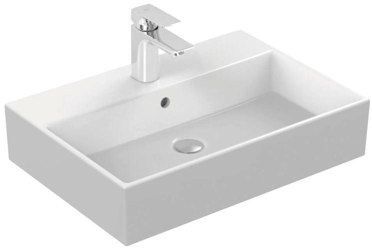 Раковина Ideal Standard Раковина 60 см, белый аксессуар krona комплект багетов для adelia cpb g1 0 неокраш на 60 см в упаковке