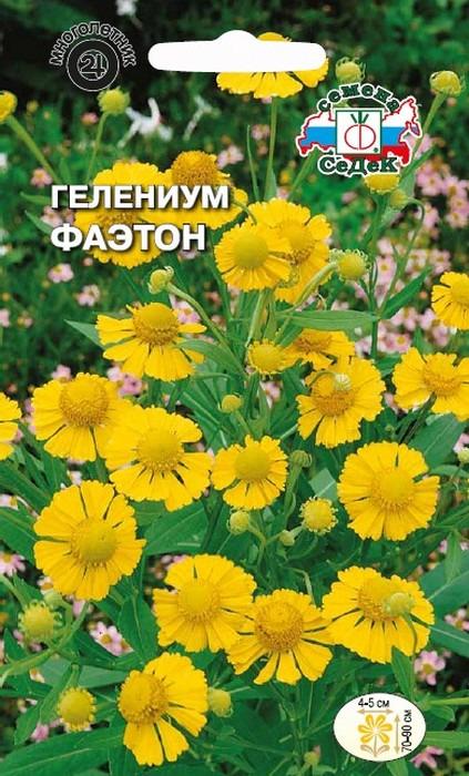 """Семена Седек """"Гелениум Фаэтон"""", 00000015187, 0,1 г"""