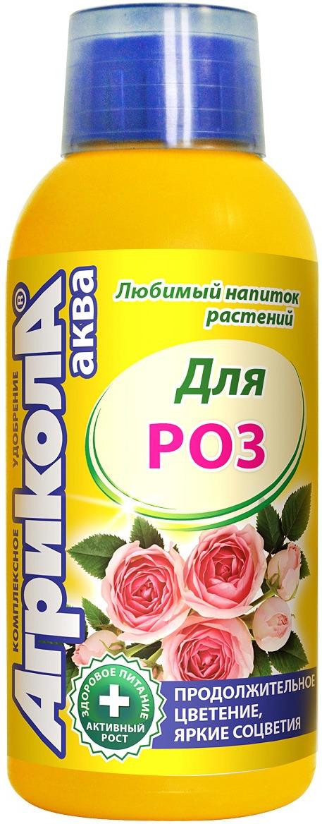 Удобрение Грин Бэлт Агрикола, для роз, 250 мл блеск для листьев грин бэлт 300 мл