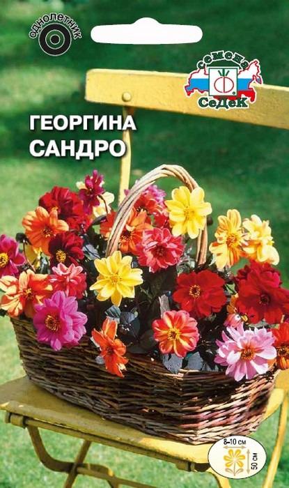 """Семена Седек """"Георгина Сандро"""", 00000017141, 20 семян"""