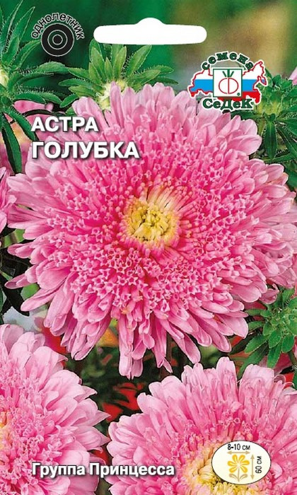 """Семена Седек """"Астра Голубка"""", 00000013994, 0,2 г"""
