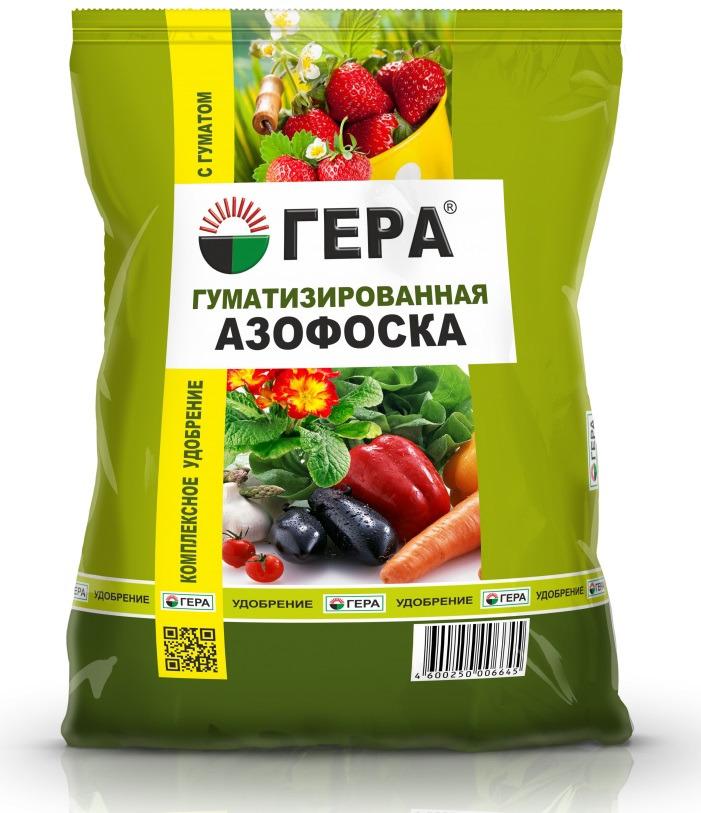 """Удобрение Гера """"Гуматизированная азофоска"""", 800 г"""