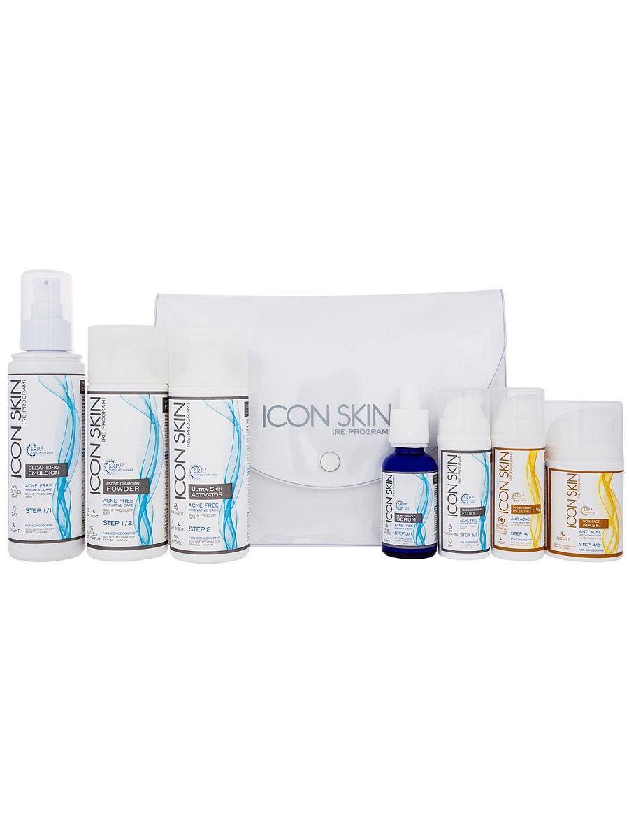 Набор косметики для ухода за кожей Icon Skin set3-7