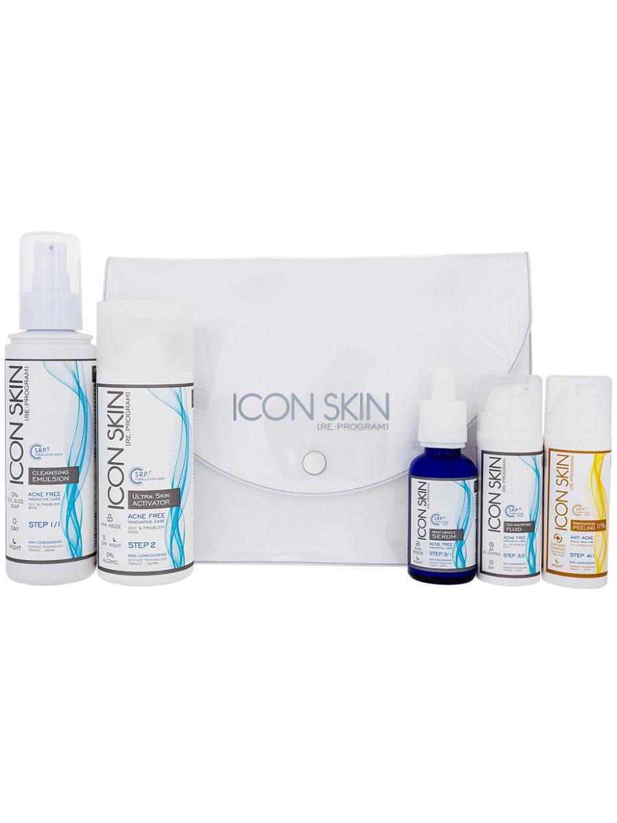 Набор косметики для ухода за кожей Icon Skin set2-5