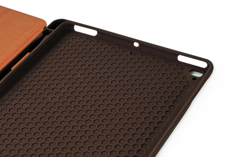 "Чехол для планшета Gurdini Leather Series (pen slot) 907375 для Apple iPad Pro 2017 10.5"", темно-коричневый"