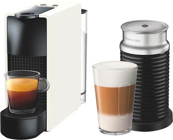 Кофемашина капсульная Nespresso Essenza Mini Bundle C30