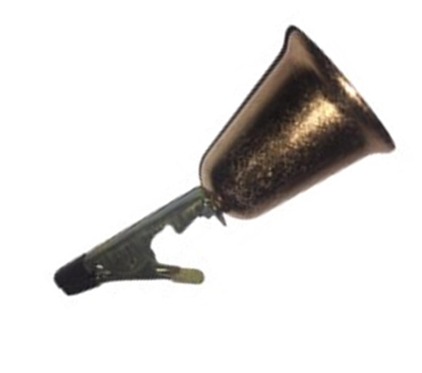 Сигнализатор поклевки AGP колокольчик, серый металлик