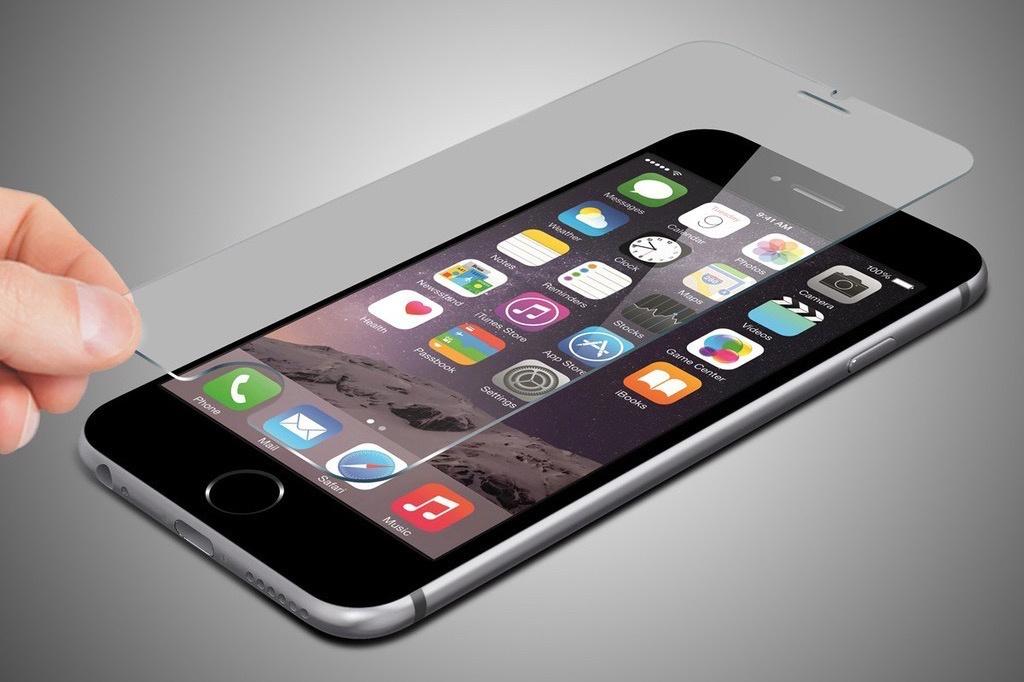 Защитное стекло Gurdini 0.26 mm для Apple iPhone 6 Plus/6S Plus, прозрачный