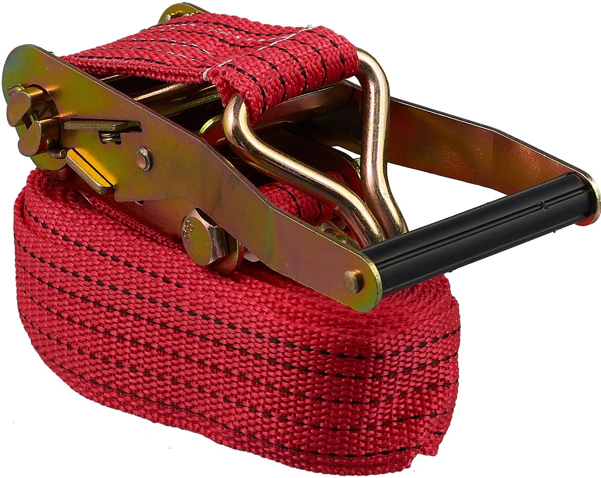 Фото - Ремень крепления груза Топ Авто, РК2506, красный авто