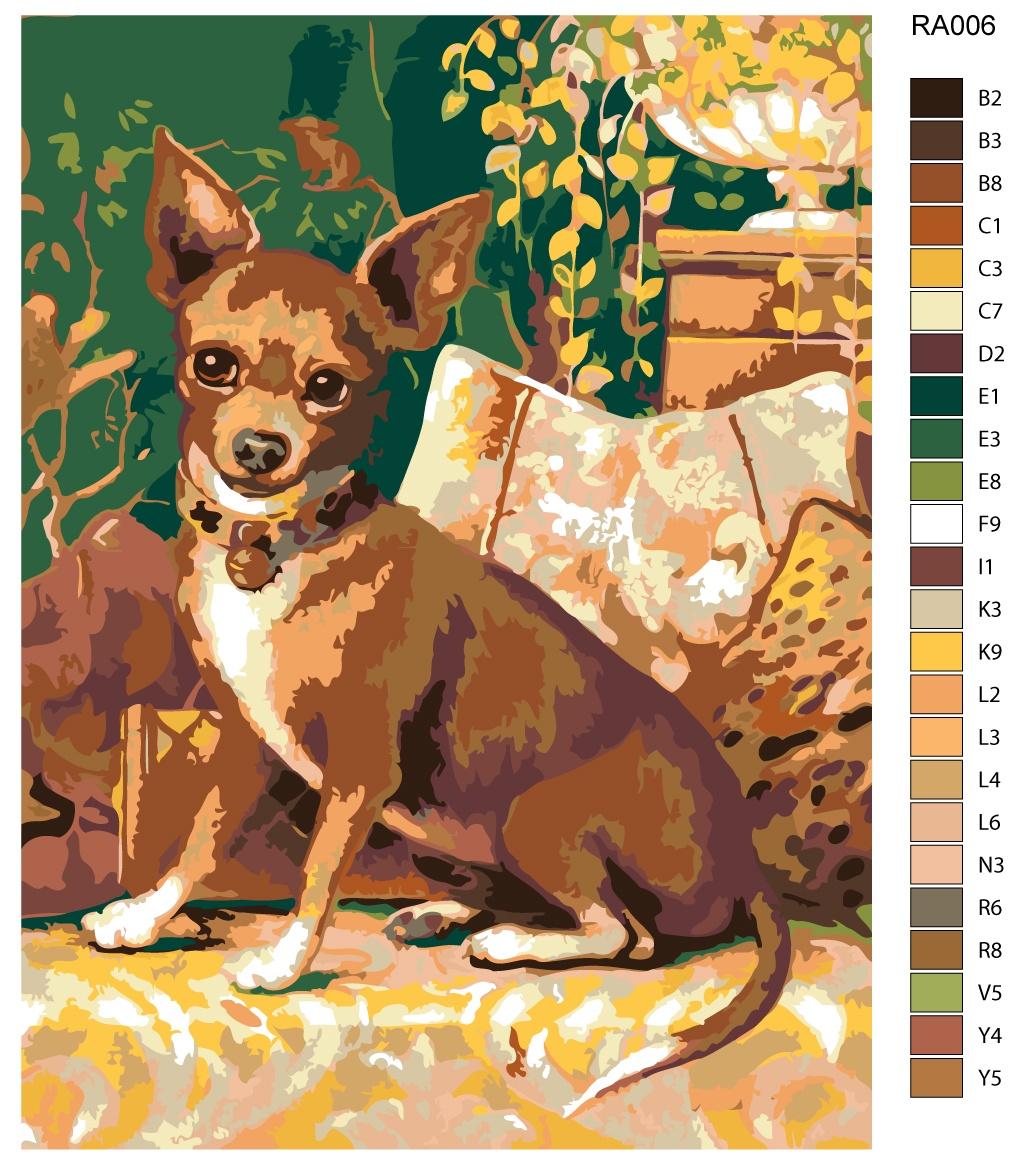 Набор для создания картины Живопись по номерам RA006RA006Количество красок от 18 до 24. Картина раскрашивается без смешивания красок. Высококачественные акриловые краски собственного производства сделают вашу картину яркой и уникальной. Все необходимые материалы есть в комплекте: натуральный хлопковый холст, натянутый на деревянный подрамник, баночки с акриловыми красками на водной основе, 3 кисти из качественного нейлона, схема раскрашивания, инструкция. Просто закрашивайте участки красками с соответствующим номером.