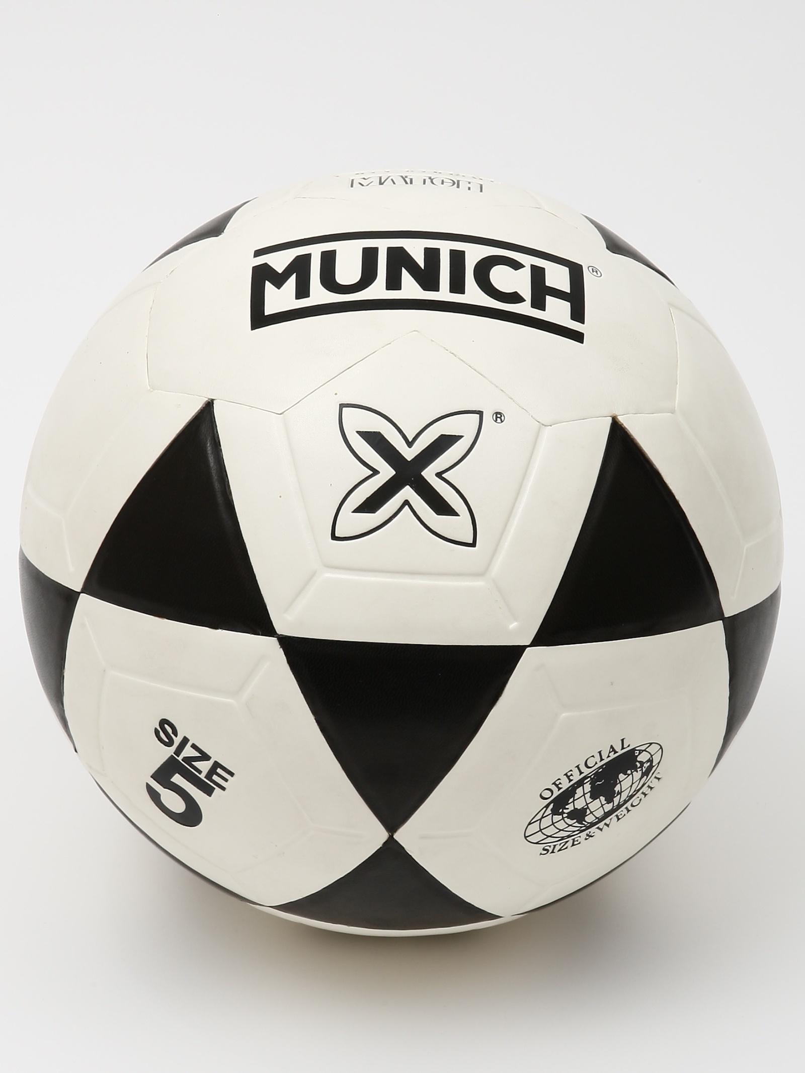 Мяч футбольный MUNICH Мяч футбольный №5 WELD, белый мяч футбольный torres vision resposta fifa quality pro размер 5