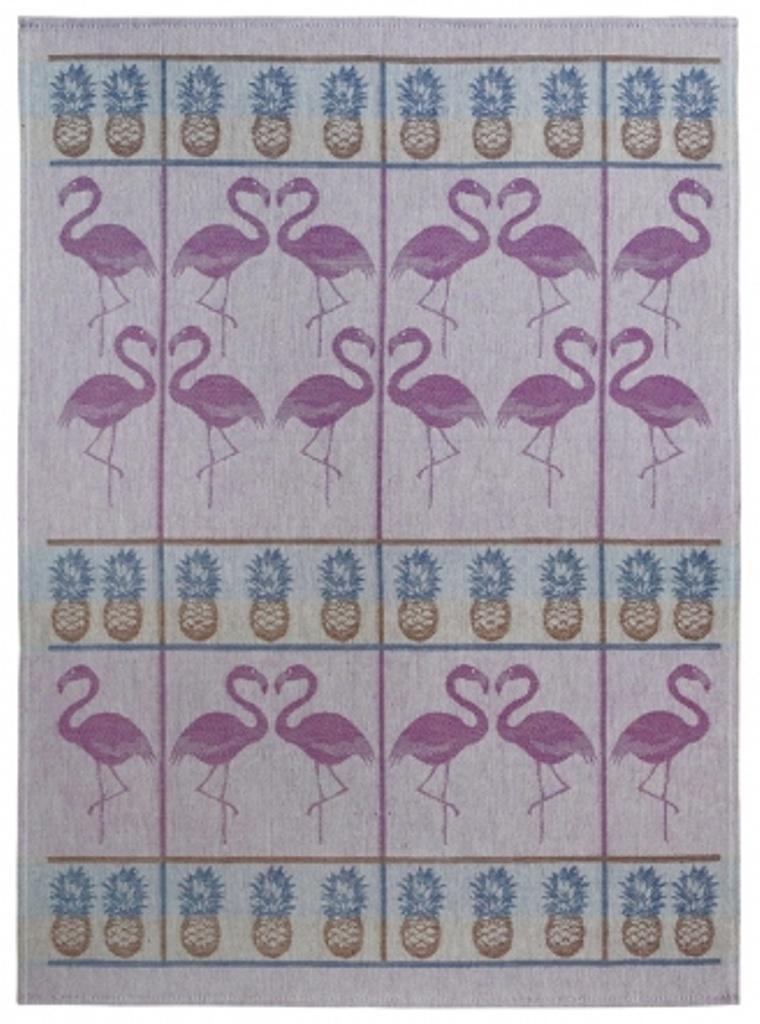 Полотенце кухонное Белорусский лен 17с102/Фламинго/фиолет, фиолетовый рамазан абдулатипов мой белорусский народ