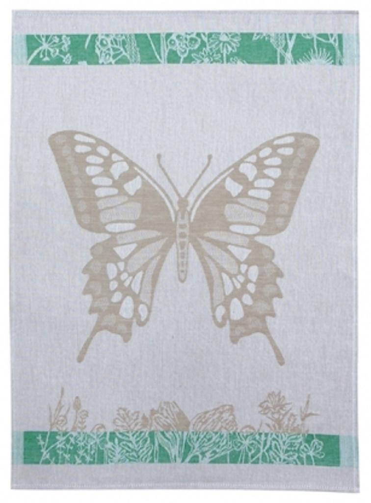 Полотенце кухонное Белорусский лен 17с102/Природа-3/серый/зеленый, серый, зеленый коляска rudis solo 2 в 1 зеленый серый лен gl000338114 492547