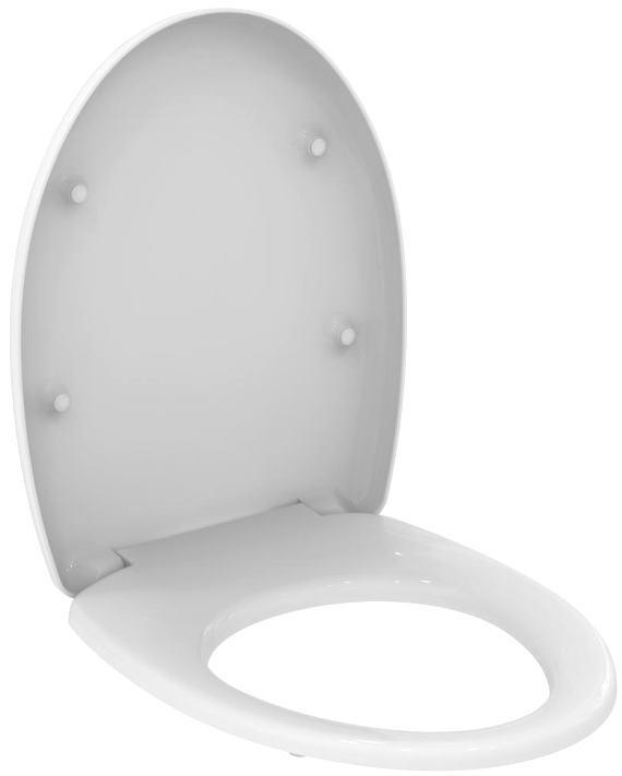 Сиденье для унитаза Ideal Standard Сидение с крышкой, Дюропласт цена