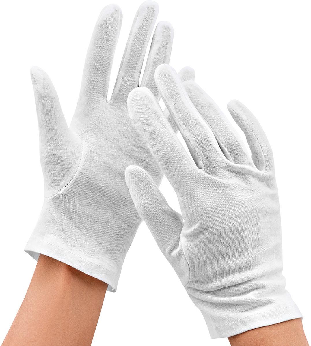 Перчатки маникюрные Mavala, белый, 1 пара Mavala