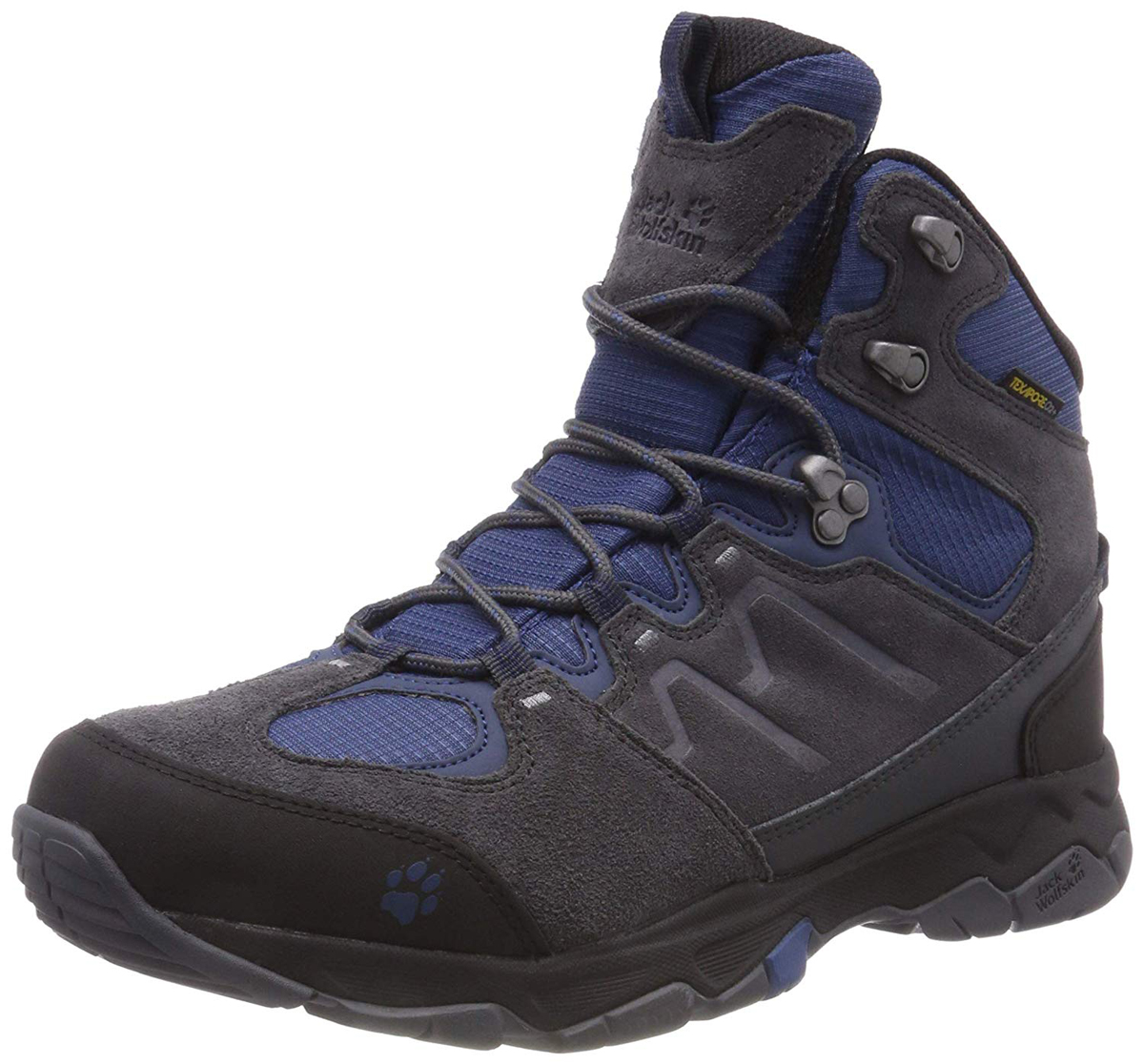 все цены на Ботинки Jack Wolfskin Mtn Attack 6 Texapore Mid M онлайн