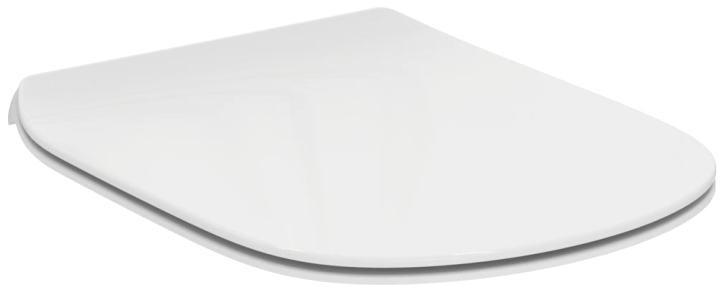 Сиденье для унитаза Ideal Standard Сидение с крышкой, белый сиденье ideal standard connect air для унитаза тонкое с микролифтом белый e036601