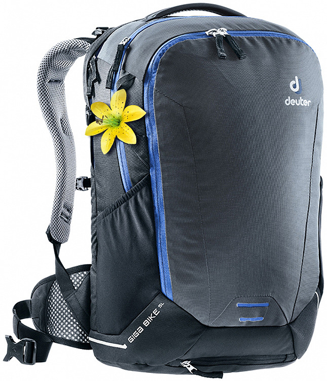 Рюкзак Deuter Giga Sl, темно-серый, 28 л городской рюкзак deuter futura 20 sl 20 л фиолетовый розовый 34194 3503
