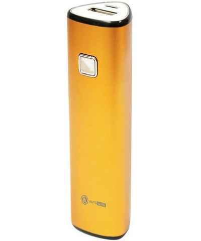 Внешний аккумулятор AUTOLUXE 66025, золотой
