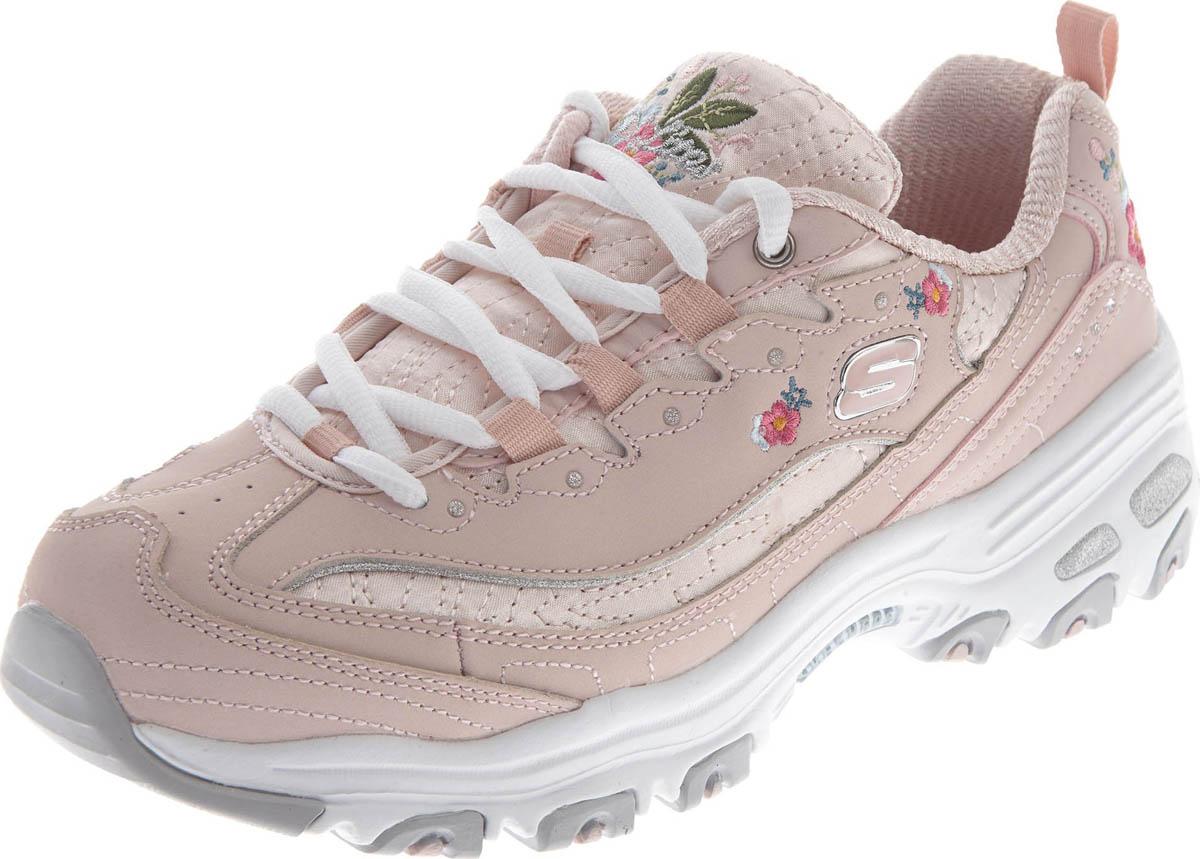 Кроссовки Skechers D'lites-Bright Blossoms кроссовки женские skechers d'lites bright blossoms цвет светло розовый 11977 ltpk размер 5 5 35