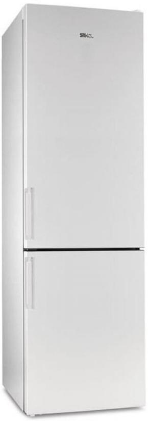 Фото - Холодильник Stinol STN 200, двухкамерный, белый двухкамерный холодильник hitachi r vg 472 pu3 gbw