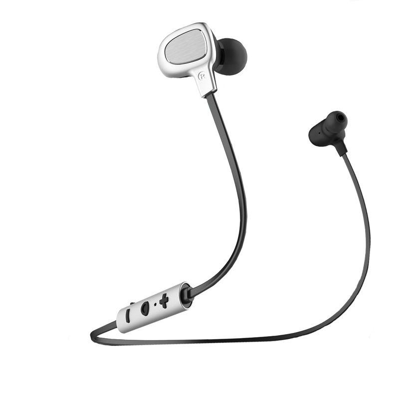 Bluetooth-гарнитура Baseus NGB15-0S, черный наушники baseus ngc16 01 черный