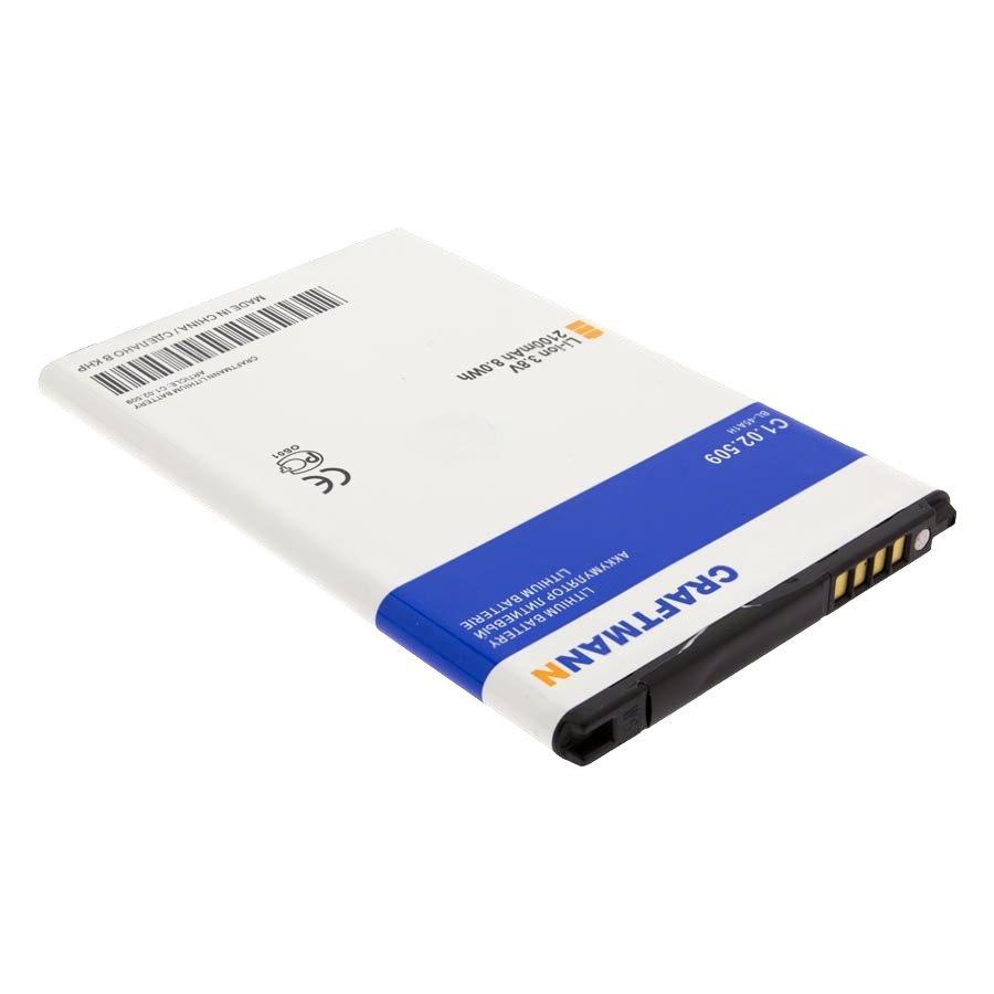 Аккумулятор для телефона Craftmann BL-45A1H для LG K10 LTE K430DS, F670, K410, K420, K430DS стоимость