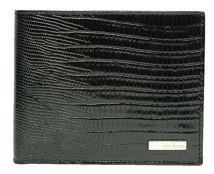 Портмоне Neri Karra 0460.1-32.01, черный портмоне мужское neri karra цвет черный 0354 03 01