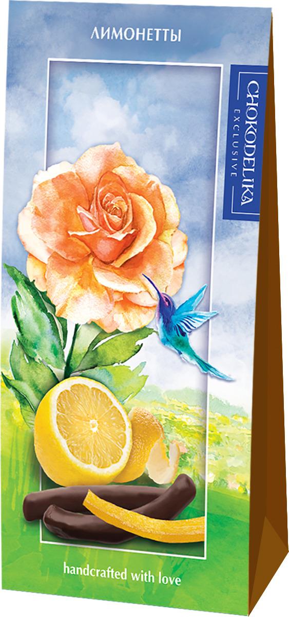 Конфеты Chokodelika Лимонетты, подарочная коробка, 100 г конфеты chokodelika лимонетты подарочная коробка 100 г