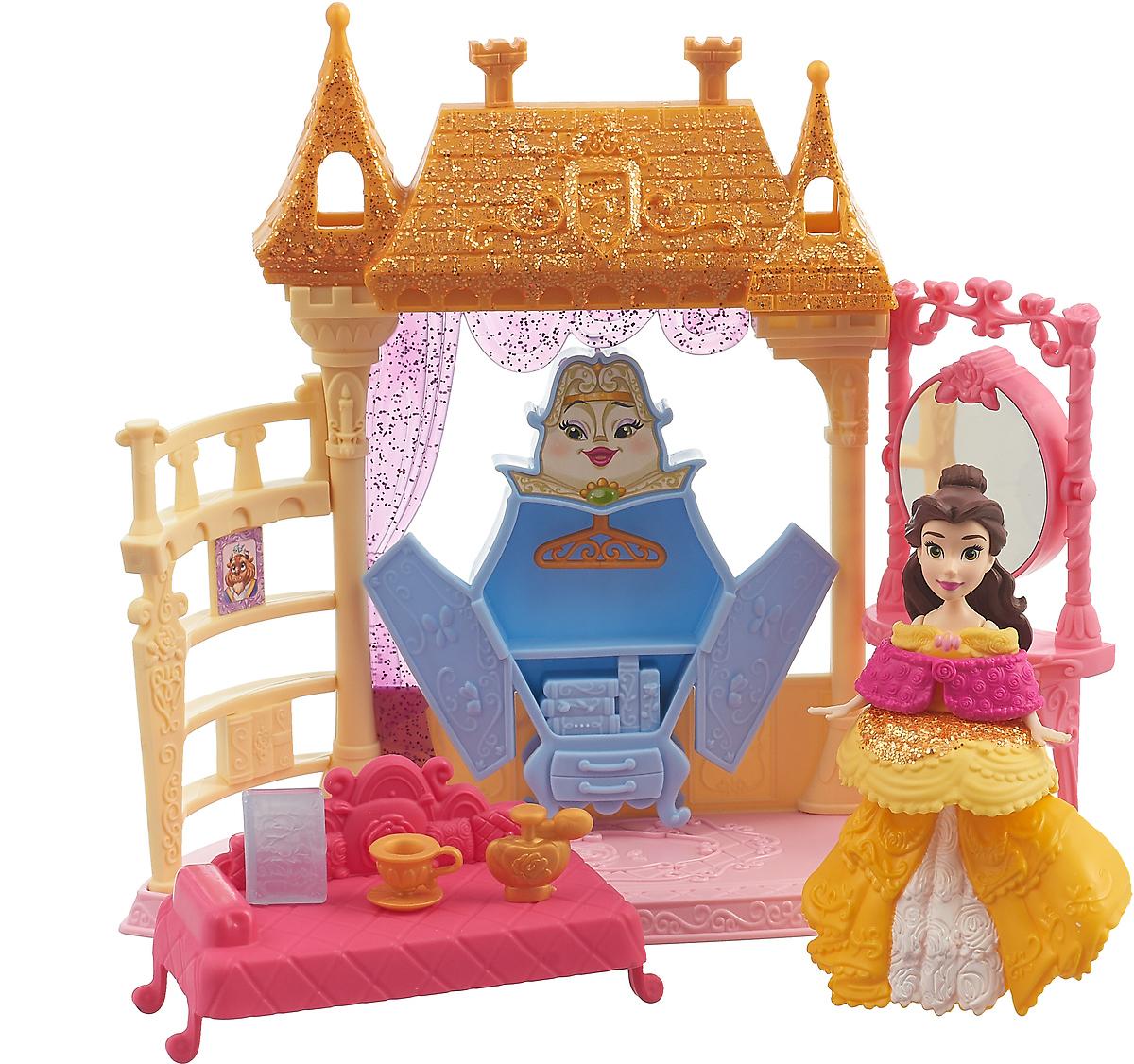 Игровой набор Disney Princess Спальня Белль, E3052EU4_E3083