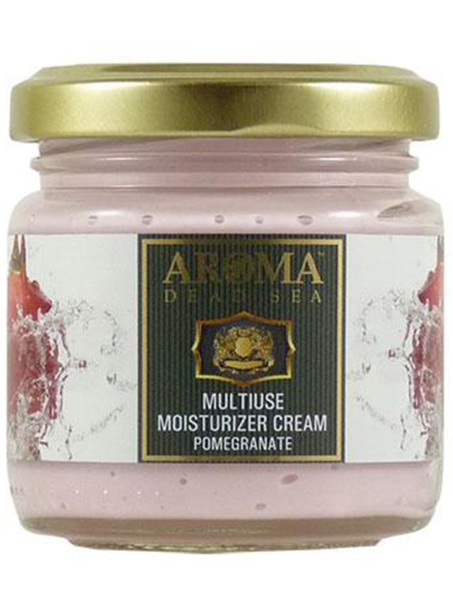 Универсальный Омолаживающий крем для тела Гранат с эфирными маслами и фруктовыми экстрактами, 100мл, Aroma Dead Sea недорго, оригинальная цена