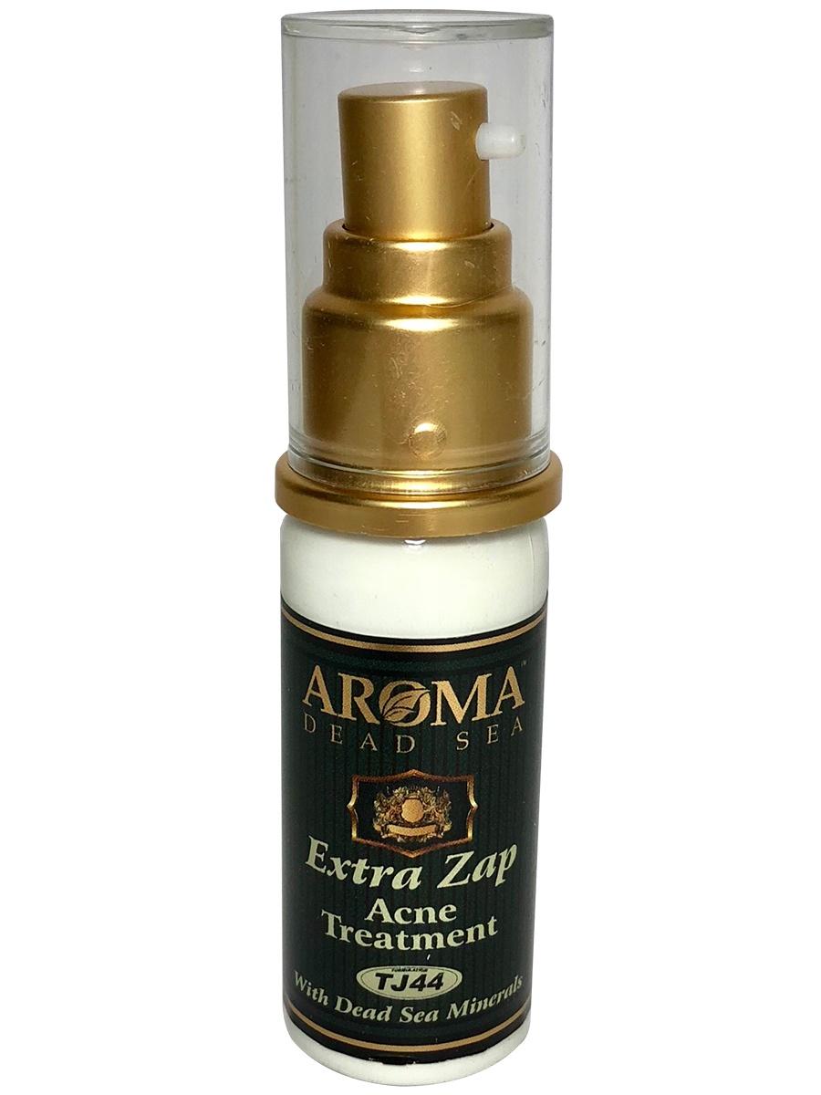 Концентрированная сыворотка от прищей и угревой сыпи с витаминами и минералами Мертвого моря, Aroma Dead Sea