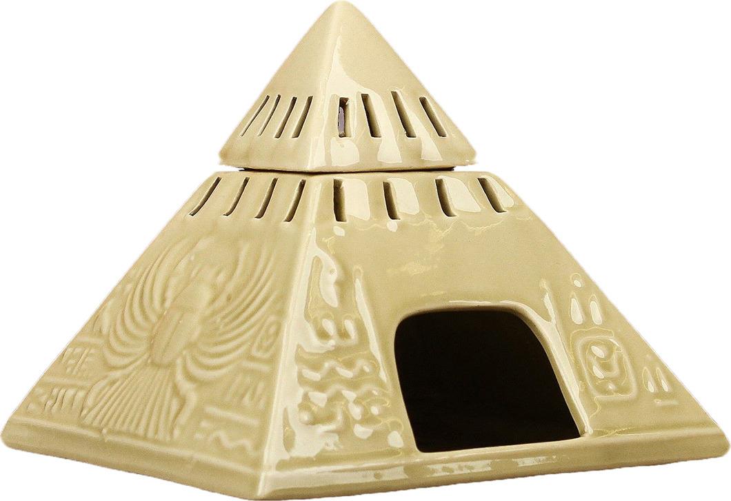 Аромалампа Пирамида, 27047652704765Аромалампа — отличный способ создать определенное настроение в помещении.Добавьте эфирное масло лаванды, если вы хотите расслабиться, или масло лимона для концентрации внимания.