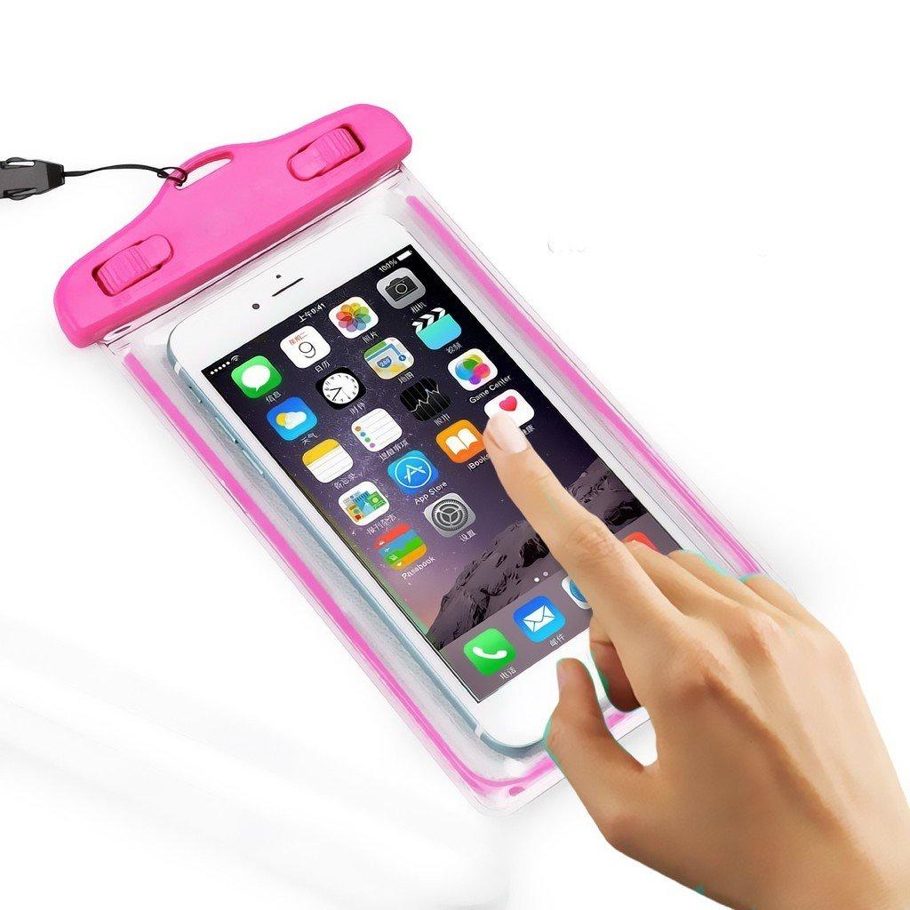 Чехол для сотового телефона Atlanterra AT-WPP-03, розовый