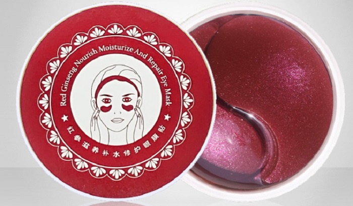 Патчи Shangpree Red Ginseng Repair eye mask, 3