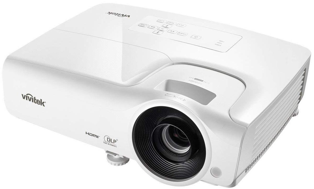 Портативный проектор Vivitek DX281-ST, белый