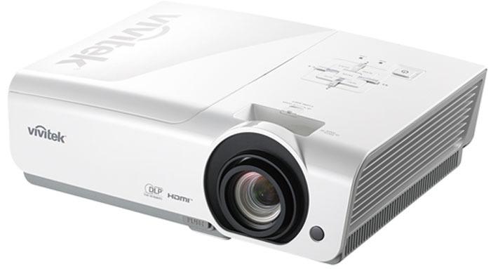 Мультимедийный проектор Vivitek DU978WT, белый