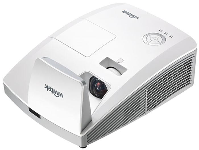 Мультимедийный проектор Vivitek D756USTi, белый