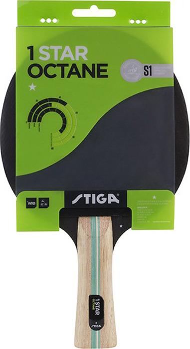 Ракетка для настольного тенниса Stiga Octane WRB 1-звезда, 1211-3216-01