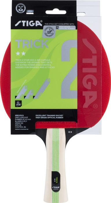 Ракетка для настольного тенниса Stiga Trick 2-звезды, 1212-1917-01